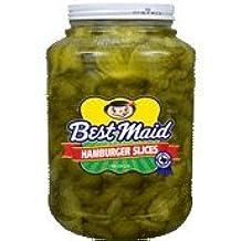 Best Maid Hamburger Slices 1 Gal