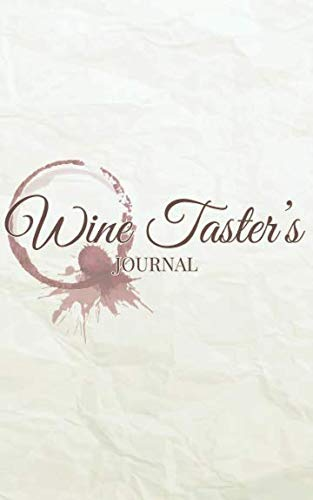 The Wine Taster's Journal by R. Patrick
