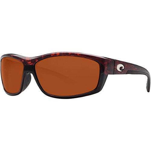 Costa Del Mar Saltbreak Sunglasses, Tortoise, Copper - Polarized Costa Mar Del Saltbreak Sunglasses