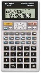 Details about  /The Best Sharp EL-738FB 10 Digit Financial Calculator…
