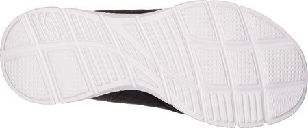 Skechers Equalizer say Something - Zapatillas Mujer Black/White