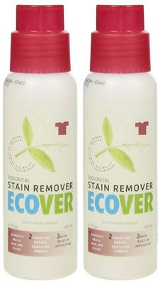 Ecover Natural Laundry (Ecover Stain Remover Stick, 6.8 Ounce -- 9 per case.)