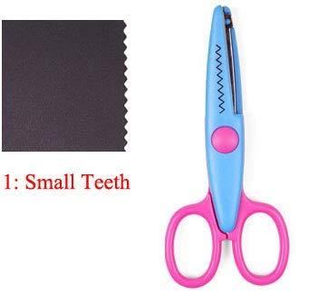 Shoppy Star Laciness Zig Zag estudiante niño foto artesanía tijera corte DIY Ãlbum de recortes manualidades papel...