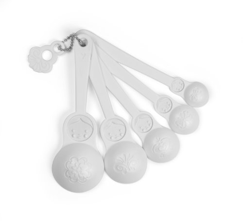 - Fred M-SPOONS Matryoshka Measuring Spoons, Set of 5