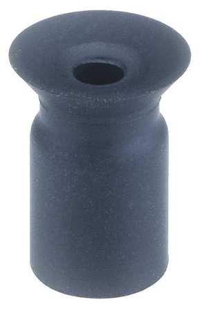 Vacuum Pad, Flat, 8mm