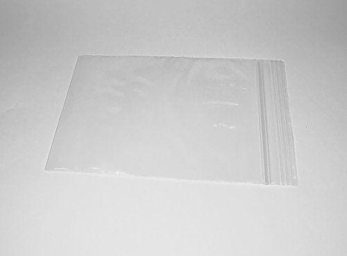 3'' x 4'' 2Mil Reclosable Clear Zip Lock Bag 1000 Per Case by Talon