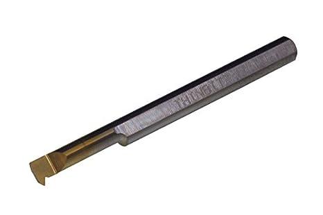 THINBIT TT21CRC TiN Coated Solid Carbide Threading Tool, 27