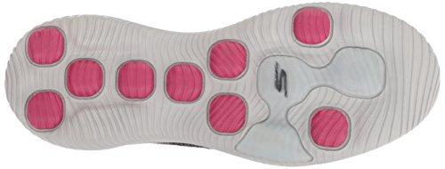 Chaussures rose Athlétiques Noir Skechers Femmes Vif 1qf4Tvw
