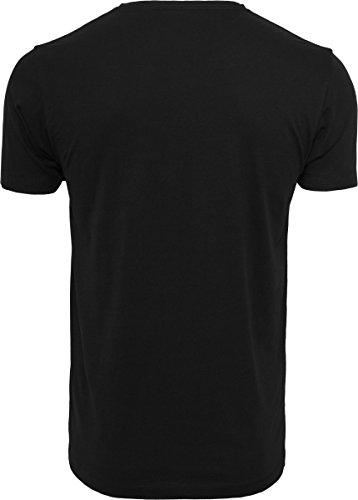 Guns n Roses Classic Logo Herren T-Shirt, Farbe schwarz, Rundhals, Größe XS bis 3XL