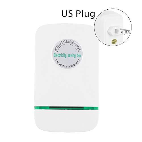 Power Saver Device - 28KW Home Electricity Power Energy Factor Saver Tool Saving Up To 30% 90-250V Energy Power Saver Device(US Plug)