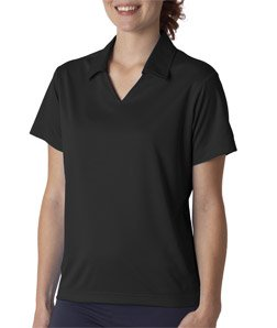 - UltraClub womens Cool & Dry Sport Pullover (8407), Black, Small