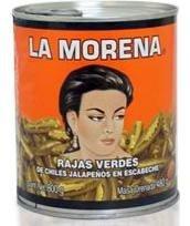 (La Morena Sliced Jalapenos Peppers, 7 oz.)