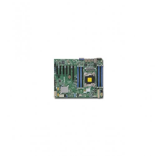 - SUPERMICRO Supermicro X10SRI-F-O LGA2011 Intel C612 DDR4 SATA3&USB3.0 V&2GbE ATX Server Motherboard / X10SRI-F-O /