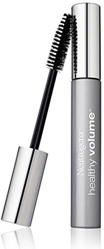 Neutrogena Healthy Volume Mascara, Black/Brown [03], 0.21 oz (Pack of 2)