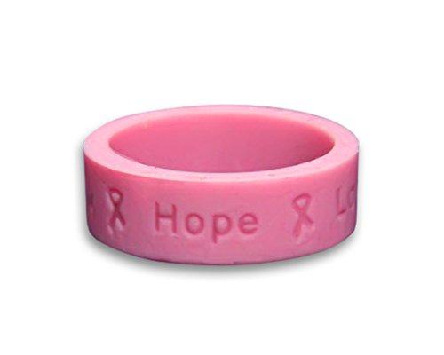 - Pink Silicone Ring (1 Ring - Retail)