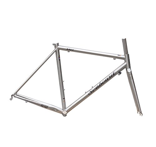 TSUNAMI SEABORAD Reynolds 725 Steel Road Bike Frame Welding Fork 700C Classic Frameset