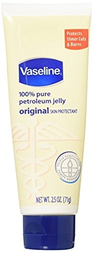Vaseline Petroleum Jelly, Original 2.5 Ounce (Pack of 3)