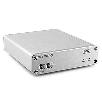 Image of Topping D30 DSD Audio Decoder USB Coaxial Optical Fiber Xmos CS4398 24Bit 192Khz Signal Converters