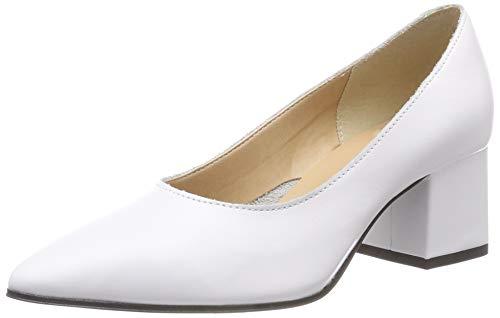 Fashion Bout Femme White 800 fermé Blanc Pump Bianco Escarpins RtwXnAzqRd