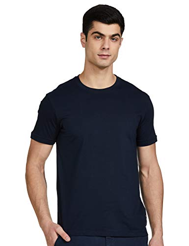 Levi's Men's Ultra-Soft Cotton 300 LS Classic Round Neck T-Shirts (Pack of 1)