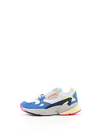 0 Zapatillas W De Adidas Ftwbla Para Falcon Mujer Deporte 44qHwf