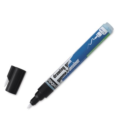 Pebeo Drawing Gum Marker, Masking Fluid, 0.7 mm (Pebeo Drawing)