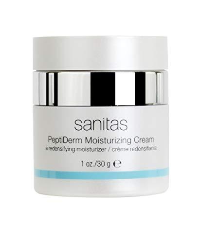 Sanitas Skincare PeptiDerm Moisturizing Cream 1 oz./ 30 g