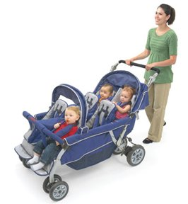 Angeles Surestop Stroller - 3