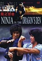 Ninja in the Dragon's Den *Remastered Edition* DVD (NTSC)