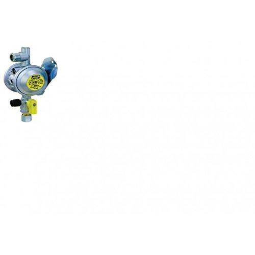 GOK - Regolatore Fiss. A Parete Con Manometro 30Mbar 1, 5K