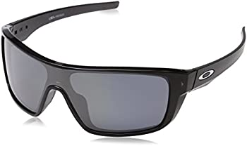 Oakley Straightback Prizm Black Polarized Mens Sport Sunglasses