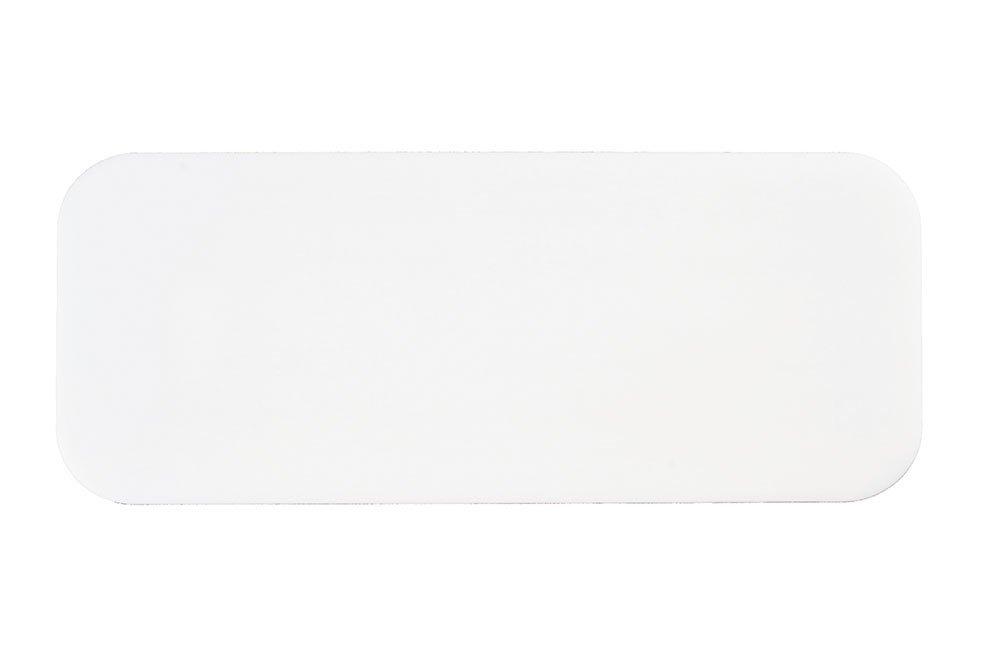 Flat Plastic Wheelchair Transfer Board, 9x22 inch