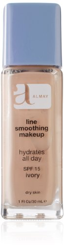 (Almay Line Smoothing Makeup, Ivory 120, 1-Ounce Packages (Pack of 2))