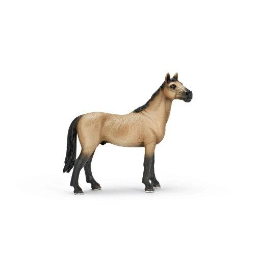Teke Horse Horses Akhal - Schleich Akhal-Teke Stallion Toy Figure