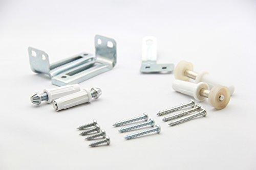 New Life 9-1143 Bi-Fold Door / Closet Door Repair Kit, Fo...