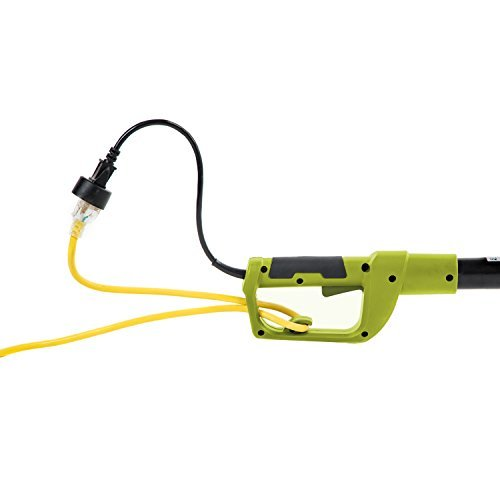 Sun Joe SWJ802E 9 FT 6.5 Amp Electric Pole Chain Saw with Adjustable Head