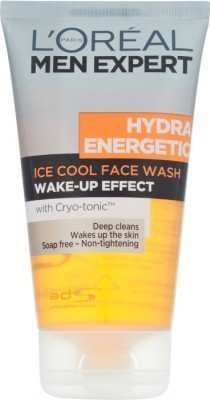 Glamorous Mart - L'Oréal Men Experts Hydra Energetic Ice Cool Wake-Up Effect Face Wash 150 ml