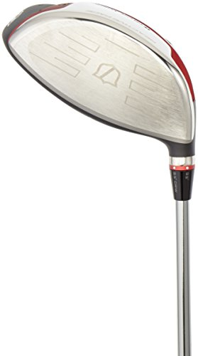 Wilson Staff Men's Stiff D200 Golf Driver, Right Hand,...