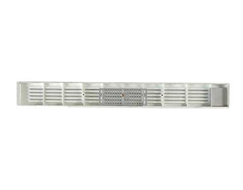 General Electric WB07X10533 Microwave Vent Grille