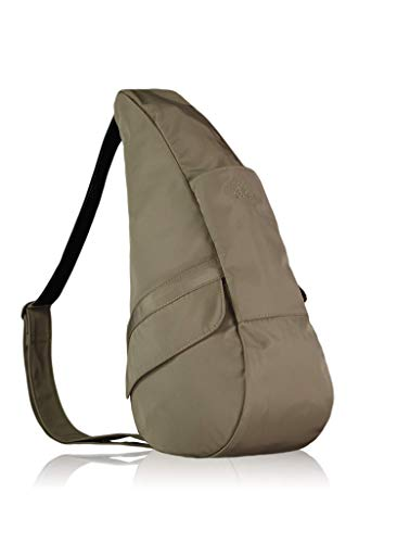 AmeriBag X-Small Microfiber Healthy Back Bag Tote, Taupe, One Size ()