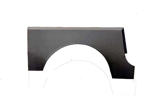 Quarter Panel, Jeep Cj-7, 1976-86, Yj Wrangler 1987-96 Passenger Side (Repair Panel Panel Quarter)