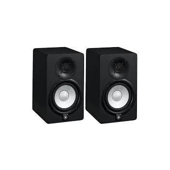 yamaha hs5 pair. Yamaha HS5 Pair 2-way Bass-reflex Bi-amplified Nearfield Studio Monitors With Hs5