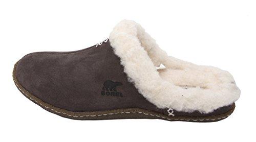 SOREL Women's Nakiska Slide Slipper (10 B(M) US, Hawk)