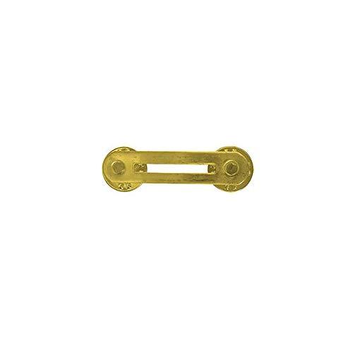 1 Ribbon Brass Mount Bar