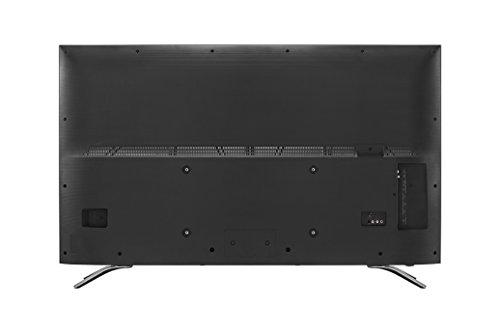 Hisense 65-Inch 4K Ultra HD Smart LED TV 65H9080E (2018), Gray Metal