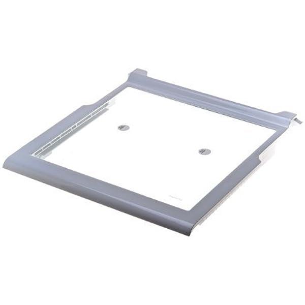 OEM Whirlpool Refrigerator Spillproof Slide-Out Glass Shelf WP12463310 124633  8