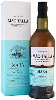 Mac-Talla Morrison Mara Cask Strength Islay Single Malt Scotch Whisky 58.2% Vol. 0.7L In Giftbox - 700 ml