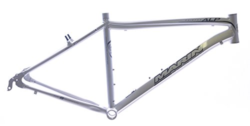 17'' Marin Fairfax Alp 700c Aluminum Comfort / Hybrid Bike Frame Silver NEW by Marin