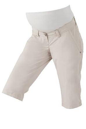 Christoff Bermudas Pantalones Vaqueros Capri Mujer Moda Premamá Pantalones Ajustados/Ajustado 836-89