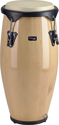 Stagg PCW-9 Portable Wood Conga with Strap